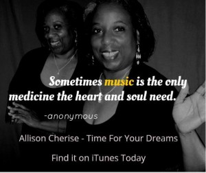 Allison Cherise on iTunes