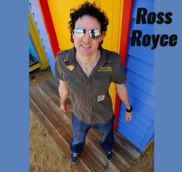 Ross Royce Artist To Watch 2018