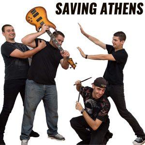 Saving Athens Artists To Watch 2018
