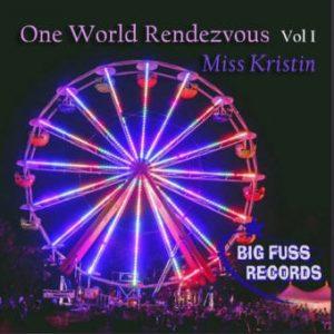 One World Rendezvous, Cover Art, Miss Kristin
