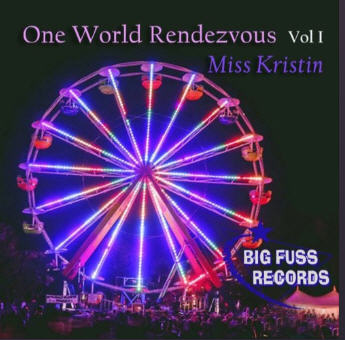 One World Rendezvous, Cover Art, Miss Kristin