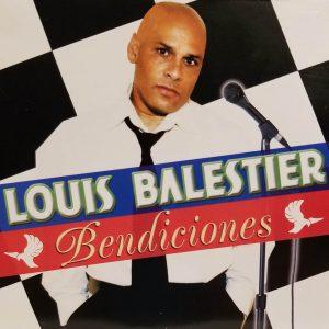 Bendiciones, Louis Balestier, Album Art