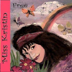 Free, Miss Kristin, Album Cover Art