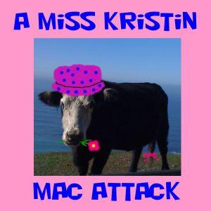 Miss Kristin, Mac Attack, Fleetwood Mac, Album Art, Album Cover
