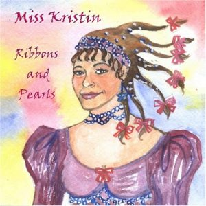 Ribbons And Pearls, Miss Kristin, Album Cover
