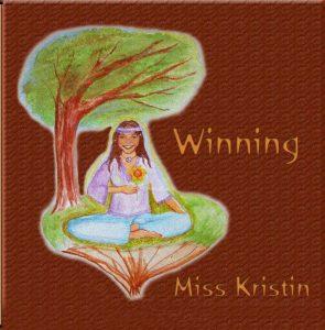 Miss Kristin, Winning, Album Art
